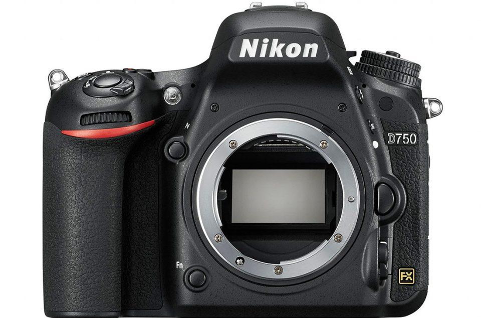 Nikon Service: Hinweis für Besitzer der DSLR D750