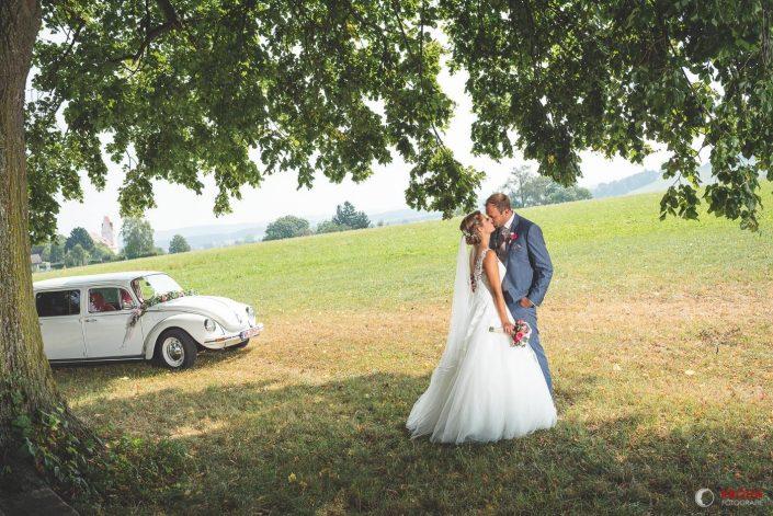 Hochzeit von Ramona & Thomas im oberbayerischen Denklingen